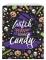 8 Sachets bonbons en papier Squelette Trick or Treat 16 x 22 cm